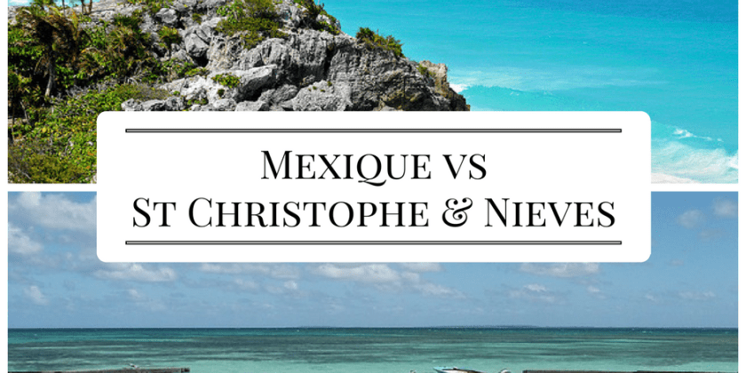 Mexico VS Saint Kitts and Nevis: find your internship abroad!