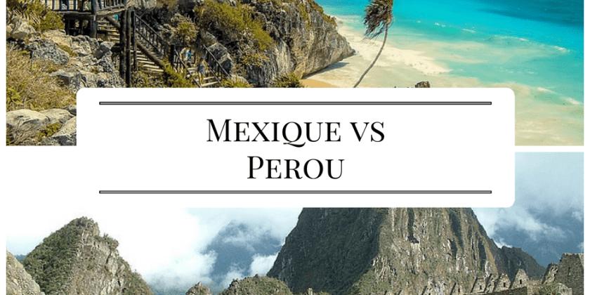 Mexique vs Pérou : trouve ton stage à l'étranger !