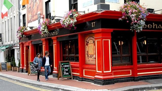 Stage en Irlande