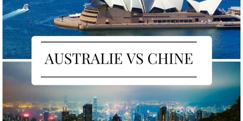 Australie vs Chine : trouve ton stage !