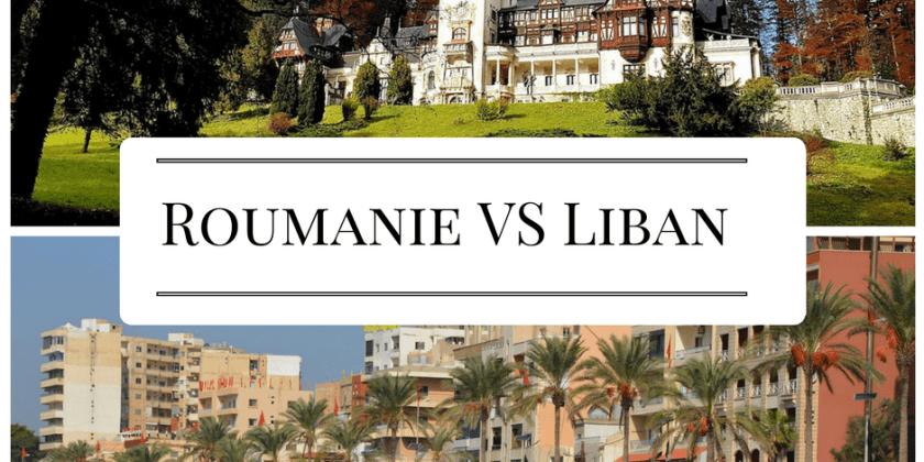 Roumanie VS Liban : trouve ton stage à l'étranger !