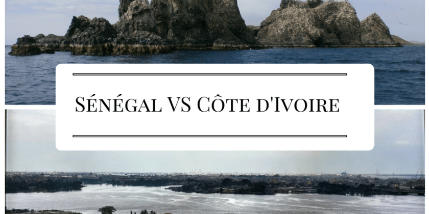 Senegal VS Ivory Coast: find your internship abroad!
