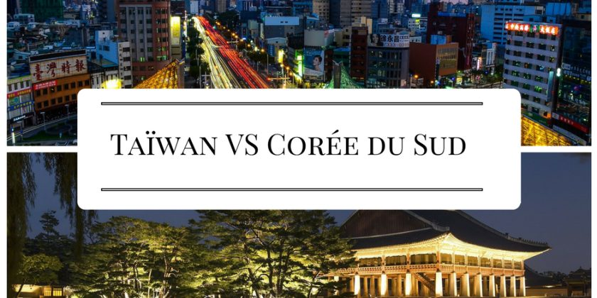 Taiwan VS South Korea: find your internship abroad!