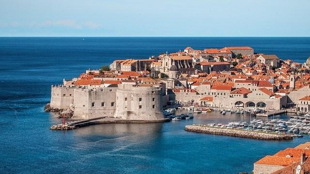 Práctica en Croacia