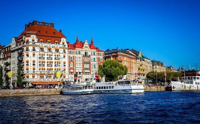Práctica en Suecia Scandinavia