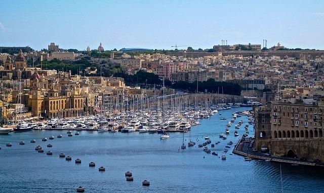Séjour professionnalisant à Malte