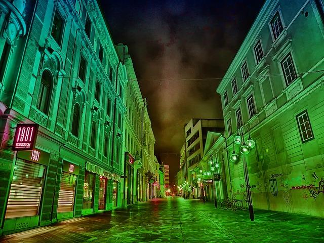 Ljubljana, capitale verte Européenne