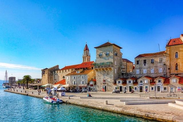 Stage en Croatie, destination tendance de 2018 pour son stage à l'étranger