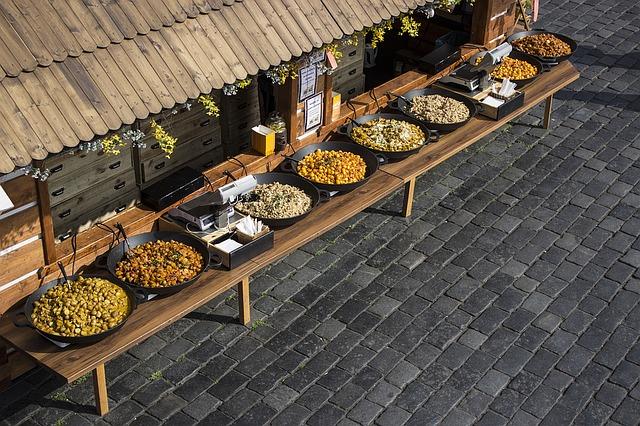 Les spécialités culinaires de République Tchèque