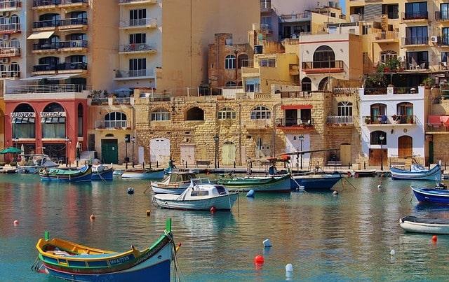 Témoignage de François _ Stage à l'étranger à Malte