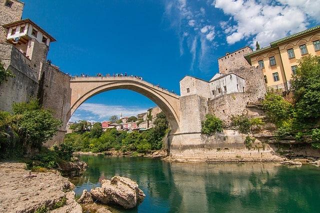 Retour d'expérience de la part de la team International Horizons en Bosnie