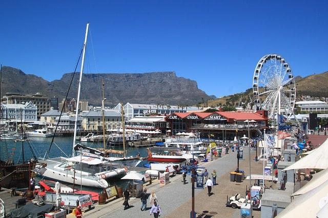 Stage en Afrique du Sud