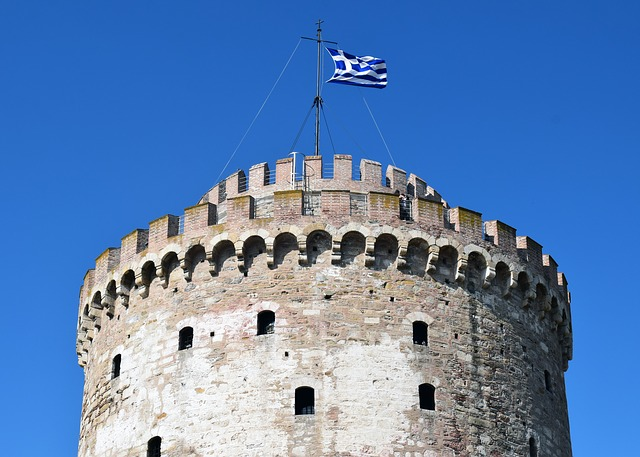 Thessaloniki, for your internship abroad