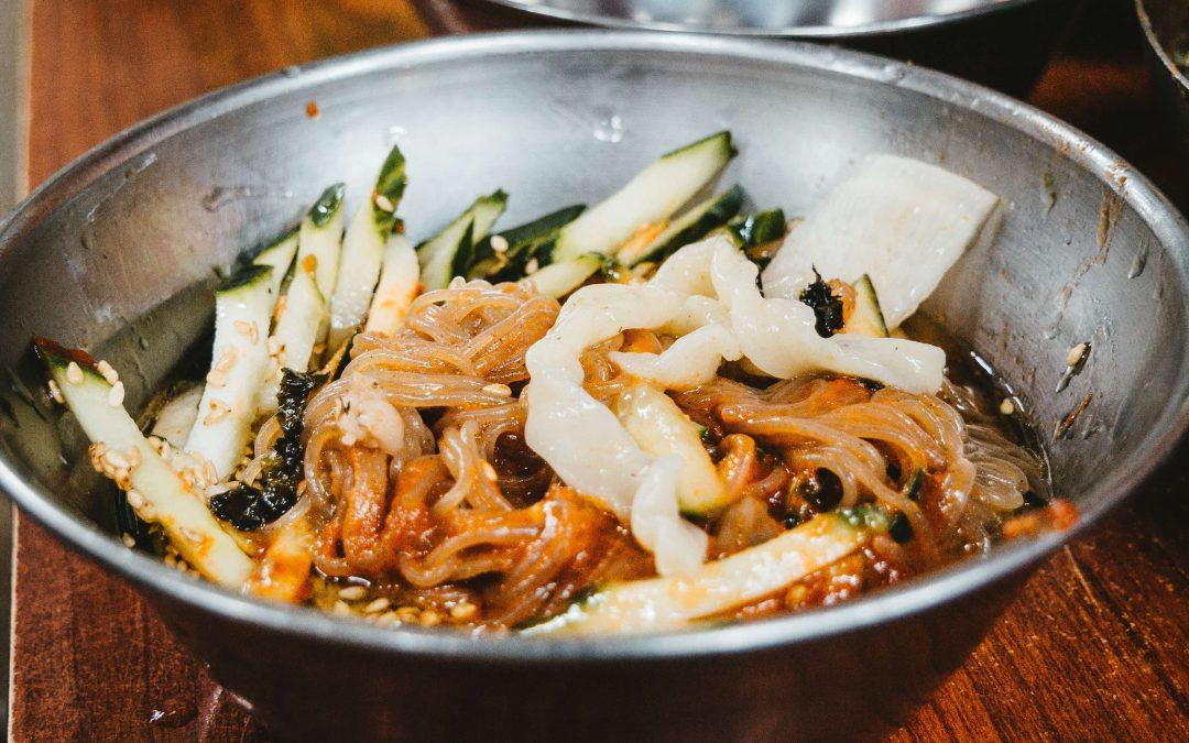 Les spécialités culinaires en Corée du Sud