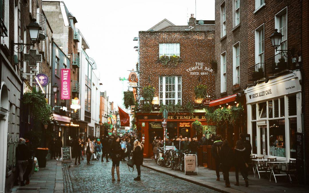 Retour expérience en Irlande !