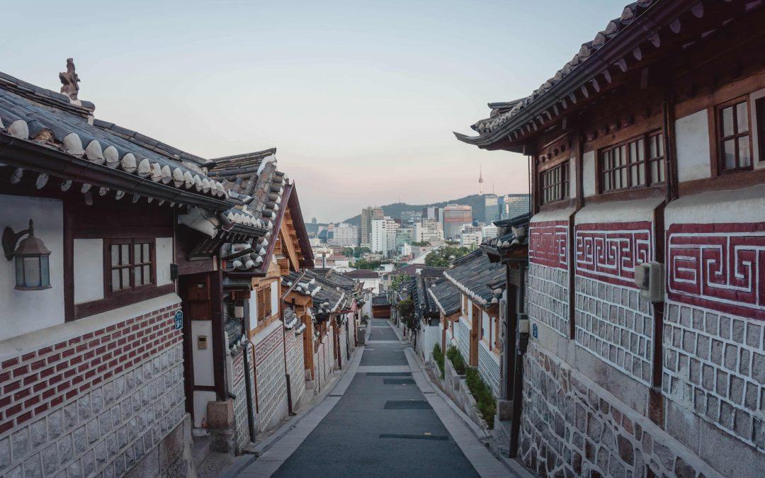 Retour d'expérience en Corée du Sud