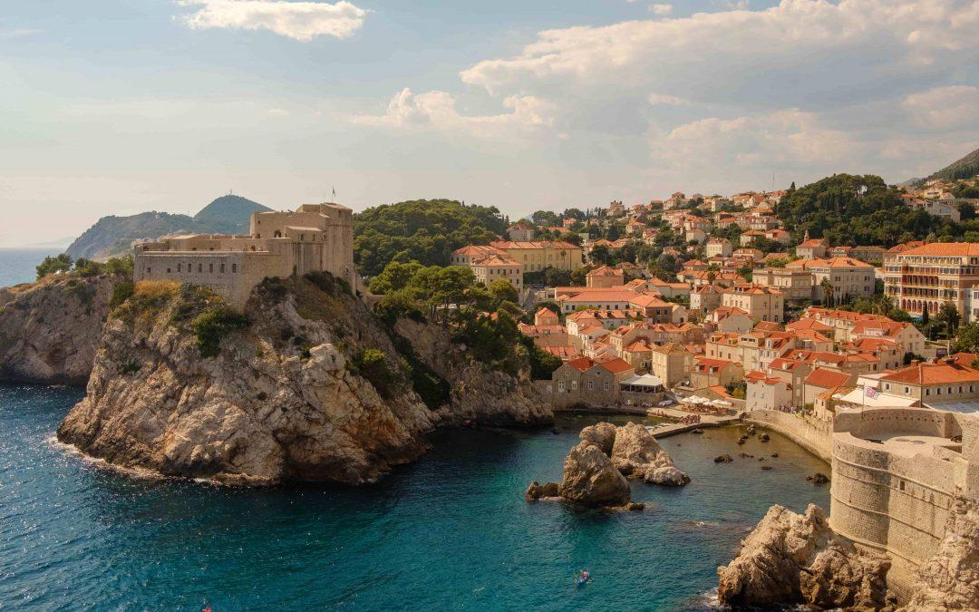 Je suis en Croatie : Où voyager pendant mon stage à l'étranger ?