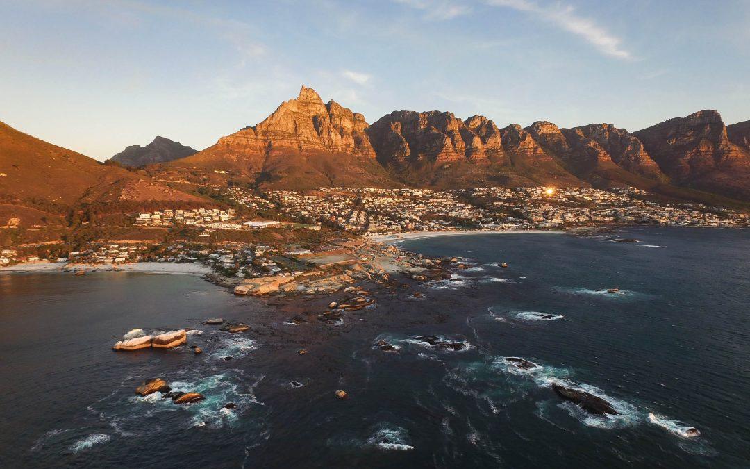 Je suis en Afrique du sud, où voyager pendant mon stage à l'étranger ?