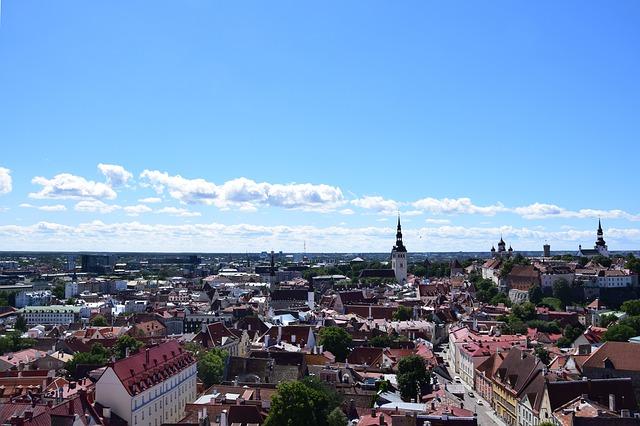 Je suis en stage à Tallinn : où voyager pendant mon stage à l'étranger ?