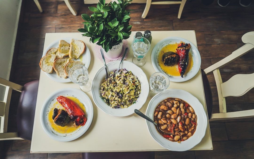 Les spécialités culinaires en Grèce