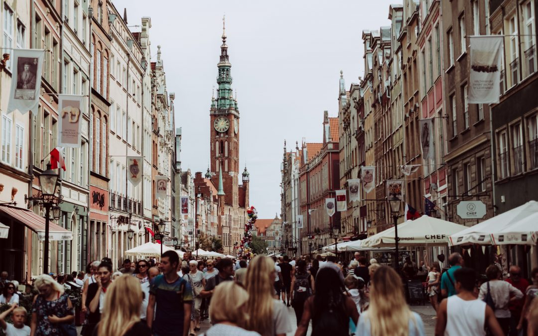 Internship as an engineering school worker in Poland