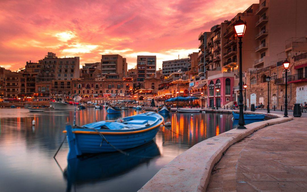 Faire son de stage BTS CI à Malte