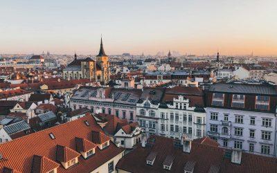 Doing a BTS CI internship in Czech Republic