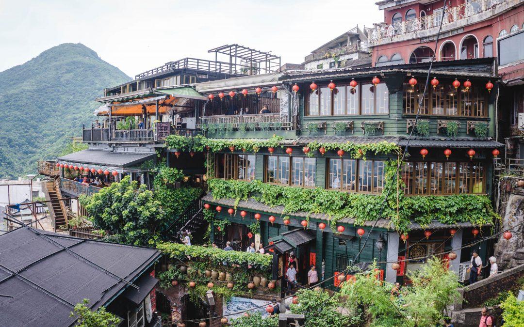 Top 10 des villes à Taïwan