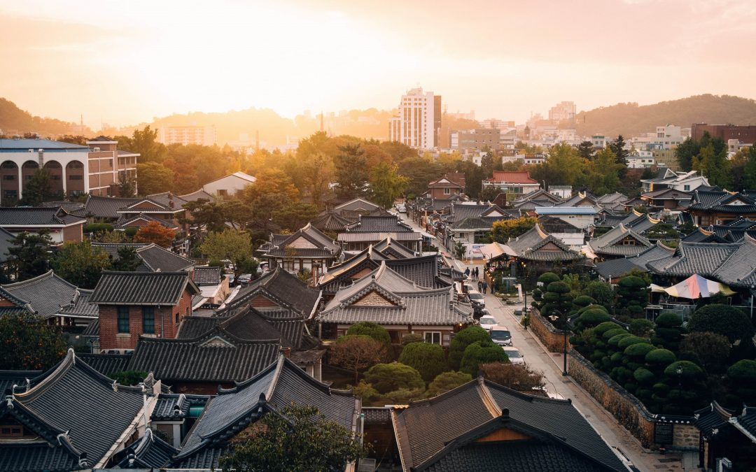 Top 10 des villes les plus fun en Corée du Sud