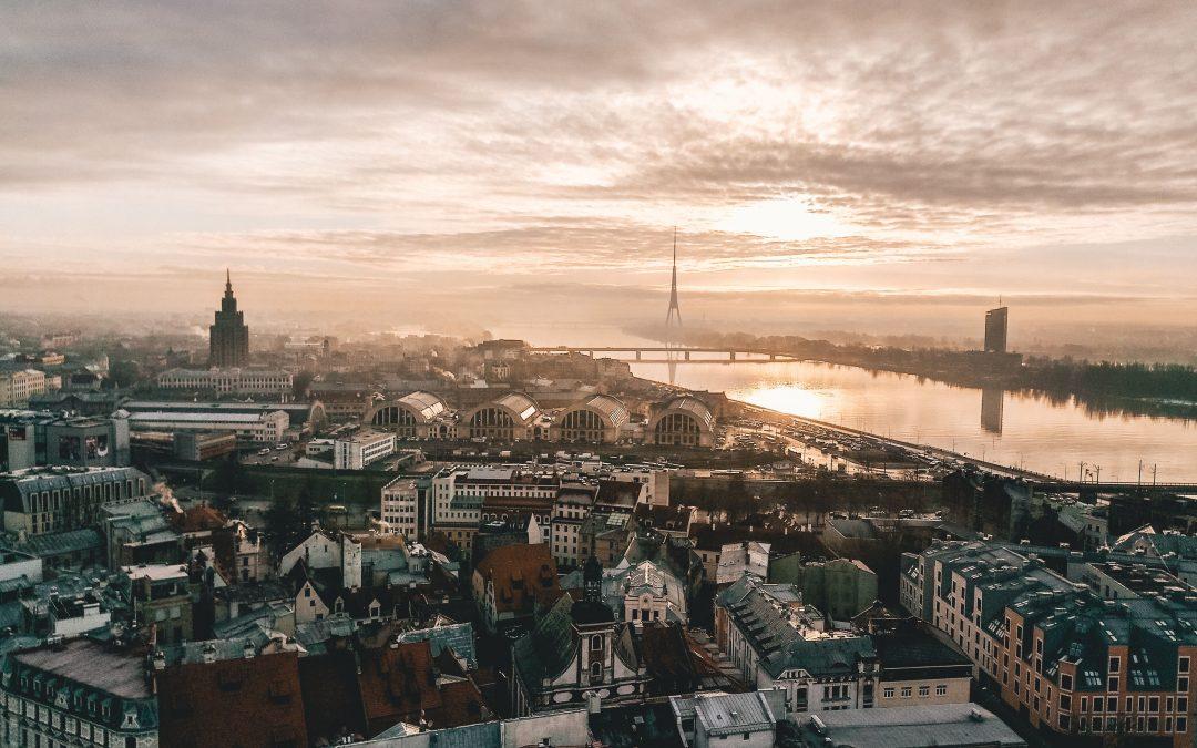 Top 7 des villes les plus fun en Lettonie