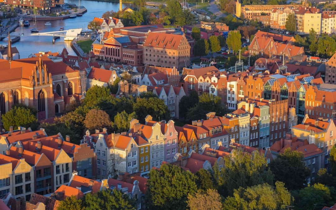 Top 5 des villes les plus fun en Pologne