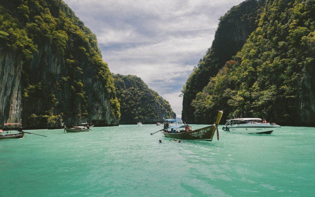 Top 10 des villes les plus fun en Thaïlande