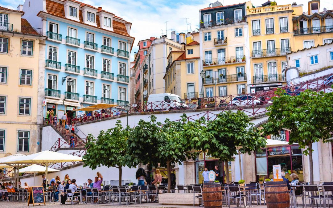 Las 10 ciudades más divertidas de Portugal